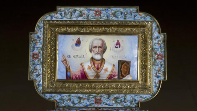 Святитель Николай, архиепископ Мир Ликийских | Московский Данилов монастырь