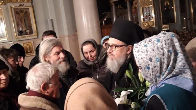 Слово архимандрита Даниила (Воронина) | Московский Данилов монастырь