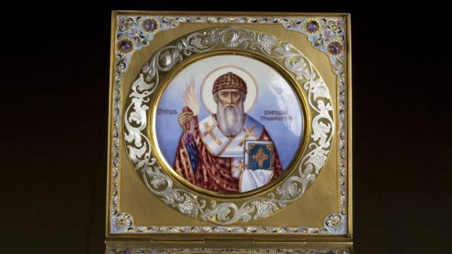 Святитель Спиридон, епископ Тримифунтский, чудотворец | Московский Данилов монастырь