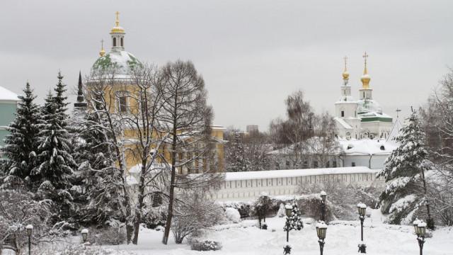 И. А. Бунин. Волхвы | Московский Данилов монастырь