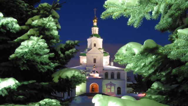 Рождественские экскурсии | Московский Данилов монастырь
