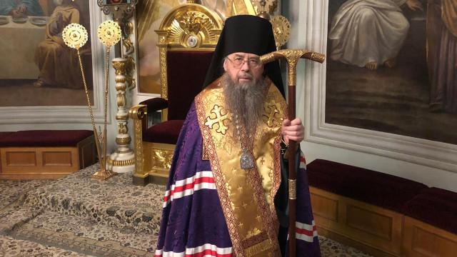 Слово наместника Данилова монастыря епископа Алексия на Новолетие | Московский Данилов монастырь