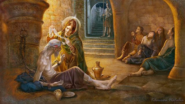 Великомученица Анастасия Узорешительница | Московский Данилов монастырь