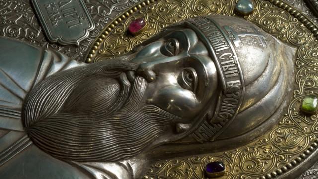 Миротворец. Святой Даниил Московский | Московский Данилов монастырь