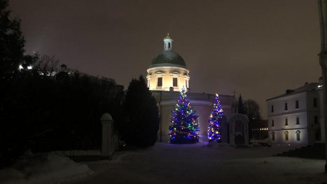 Навечерие Рождества Христова (Рождественский сочельник) | Московский Данилов монастырь