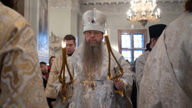 Проповедь епископа Солнечногорского Алексия на праздник Крещения Господня | Московский Данилов монастырь