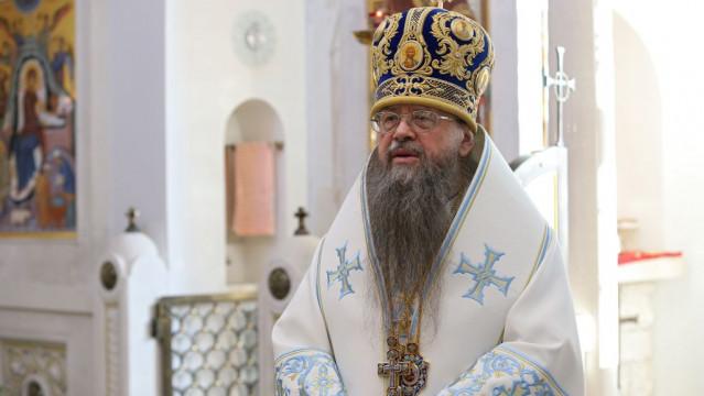 Слово епископа Солнечногорского Алексия на праздник Сретения Господня | Московский Данилов монастырь