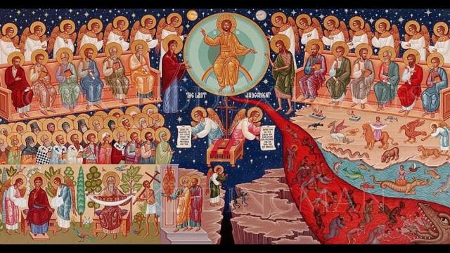 Неделя о Страшном суде (мясопустная) | Московский Данилов монастырь