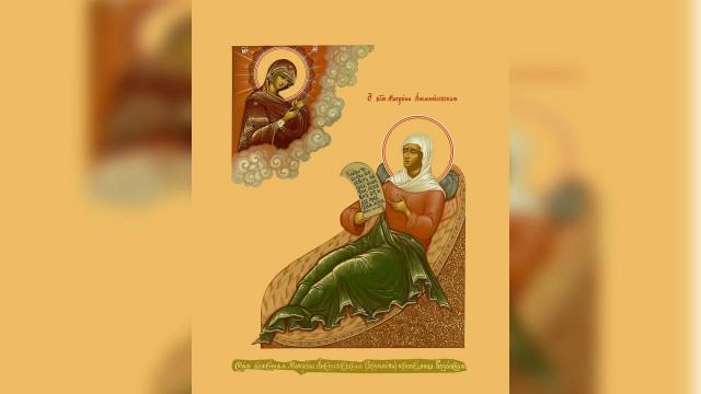 Обретение мощей блаженной Матроны Московской (1998)   Московский Данилов монастырь