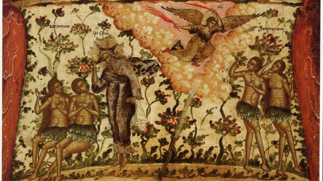Неделя сыропустная. Воспоминание Адамово изгнания. Прощенное Воскресенье | Московский Данилов монастырь
