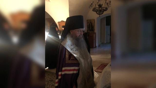 Епископ Алексий (Поликарпов). Слово в Прощеное воскресенье | Московский Данилов монастырь