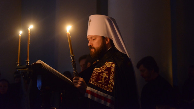 Вторник первой седмицы Великого поста | Московский Данилов монастырь