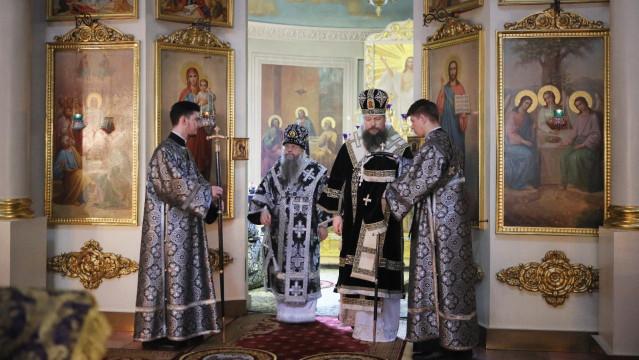 День памяти князя Даниила | Московский Данилов монастырь