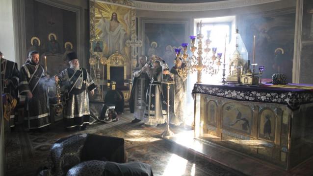 Пятница первой седмицы Великого Поста | Московский Данилов монастырь