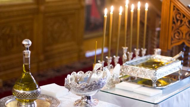 Среда второй седмицы Великого поста | Московский Данилов монастырь
