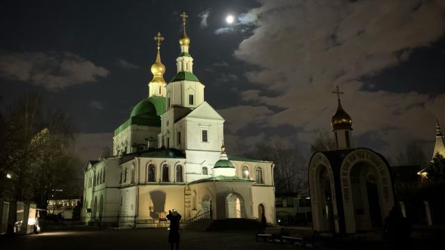 Понедельник третьей седмицы Великого Поста  | Московский Данилов монастырь