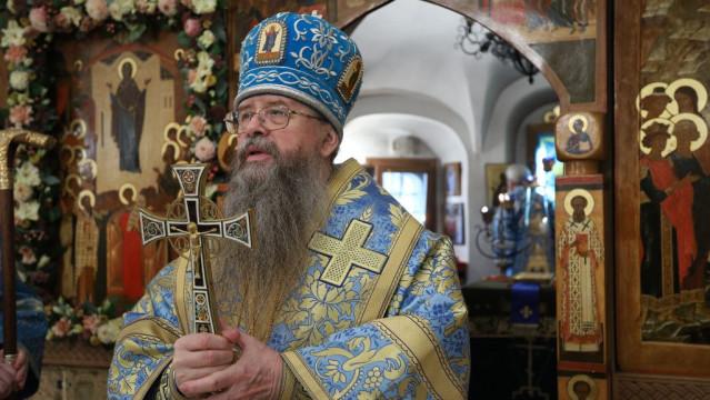 Слово на Благовещение Пресвятой Богородицы епископа Солнечногорского Алексия | Московский Данилов монастырь