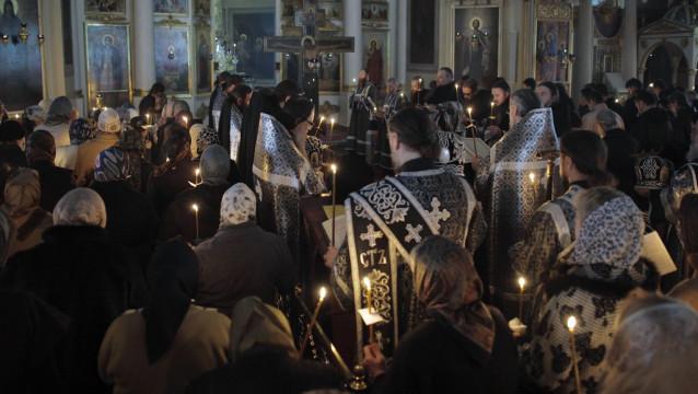 Пассия | Московский Данилов монастырь