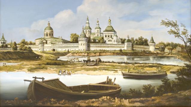 Данилов монастырь | Московский Данилов монастырь