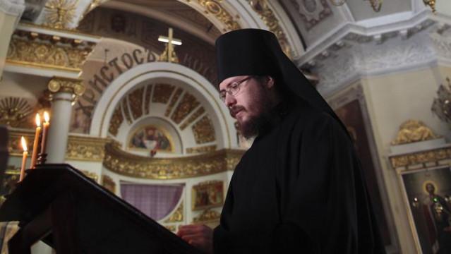 Великий Понедельник | Московский Данилов монастырь