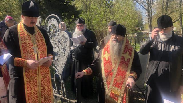 Памяти архидиакона Романа (Тамберга)   Московский Данилов монастырь