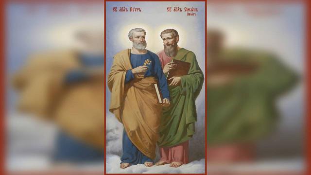 Апостол Симон Зилот | Московский Данилов монастырь