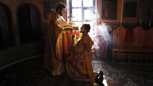 Преполовение Пятидесятницы   Московский Данилов монастырь