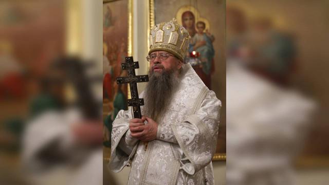 Проповедь епископа Солнечногорского Алексия на праздник Вознесения Господня | Московский Данилов монастырь
