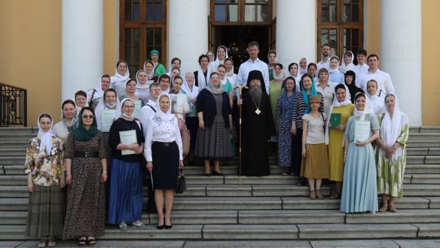 Регентско-певческие курсы проводят набор на2021-2022 учебный год | Московский Данилов монастырь
