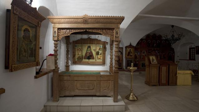 Преподобный Георгий Лавров, исповедник   Московский Данилов монастырь