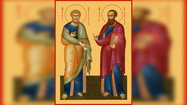 День святыхапостолов Петра и Павла | Московский Данилов монастырь