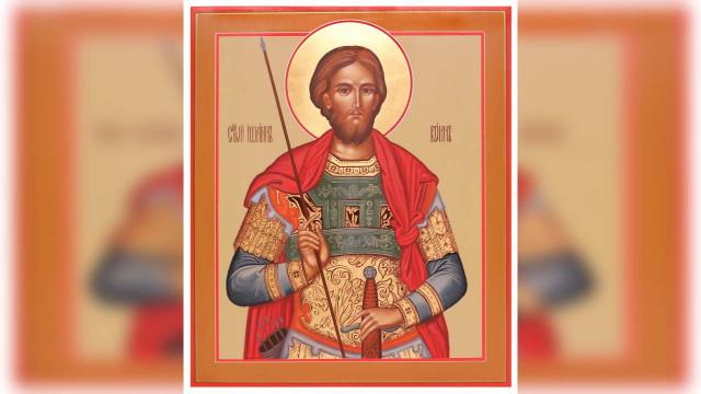 Святой Иоанн Воин | Московский Данилов монастырь