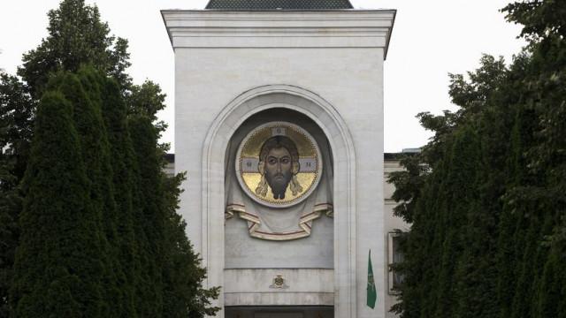 Перенесение из Едессы в Константинополь Нерукотворного Образа Господа Иисуса Христа | Московский Данилов монастырь