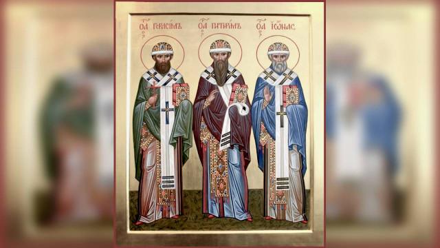 Священномученик Питирим, епископ Великопермский (1455) | Московский Данилов монастырь