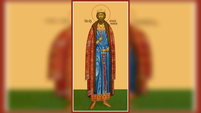 Святые князь Михаил и боярин Феодор Черниговские (1245) | Московский Данилов монастырь