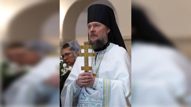 Игумен Иннокентий (Ольховой) награжден медалью «Памяти героев Отечества» | Московский Данилов монастырь